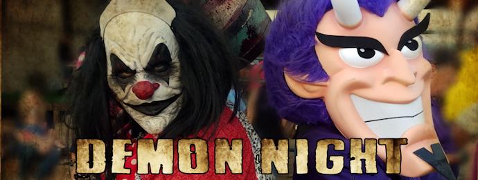 Demon Night at Dark Woods Thursday Oct 26