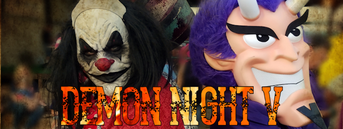 Demon Night – 2 Haunts for $20 This Thursday ONLY