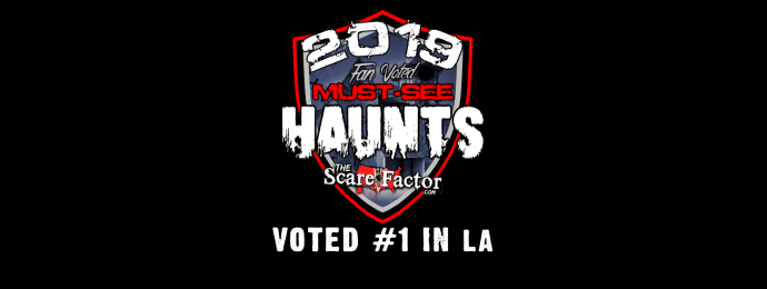 2019 #1 Must-See Louisiana Haunt
