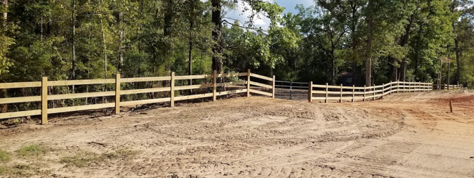 Onsite Upgrades At Dark Woods For 2018